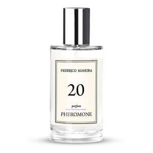 20f - FEROMONY DAMSKIE 50ml FM WORLD