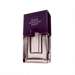 BLACK SUEDE NIGHT 75ml AVON